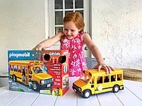 Плеймобил Шкільний автобус PLAYMOBIL School Bus