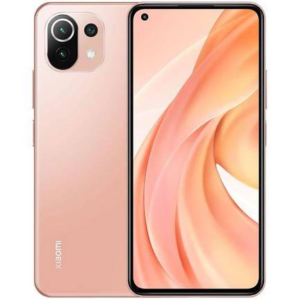 Xiaomi Mi 11 Lite 6/64GB Peach Pink UA, фото 2