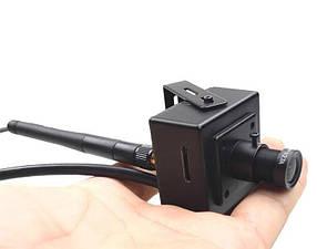 Міні wifi камера з датчиком руху і мікрофоном Jienuo 407SW КОД: 100687
