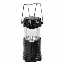 Кемпинговая LED лампа G 85 c Power Bank Черный hubnp20753, КОД: 1936779