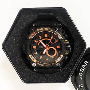 G-SHOCK GW-3500. Колір: помаранчевий