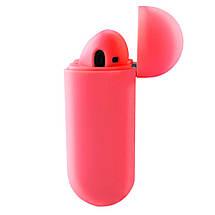 Беспроводные наушники с сенсорным управлением V99-Touch. Цвет: красный, фото 3