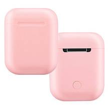 Бездротові навушники з сенсорним управлінням V99-Touch. Колір: рожевий, фото 2