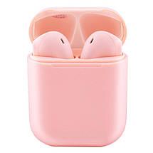 Бездротові навушники з сенсорним управлінням V99-Touch. Колір: рожевий, фото 3