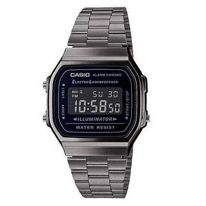 Годинники наручні класичні: Casio. Колір: платина