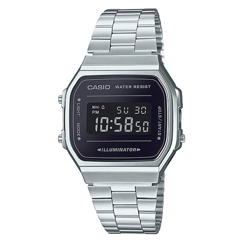 Годинники наручні класичні: Casio. Колір: срібло