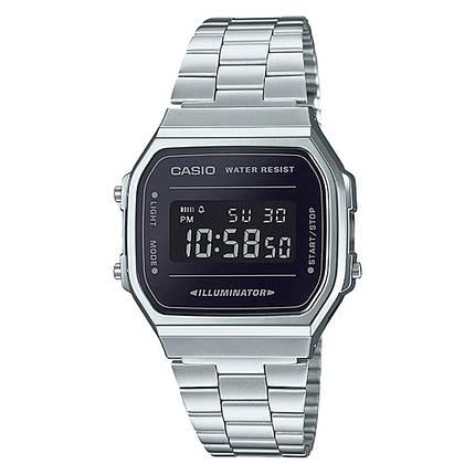 Годинники наручні класичні: Casio. Колір: срібло, фото 2