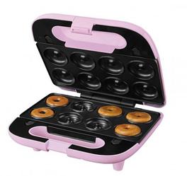 Мультимейкер - вафельниця, печеница, пончнитця SilverCrest 3 в 1 SWEW 750 B3 PINK