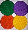 Антистрес квадрат Purple квадрат POP IT Іграшка антистрес, фото 3