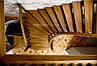 "Дерев""яная лестница из дерева (БУК), фото 6"