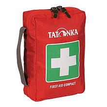Аптечка Tatonka First Aid Compact (160х111х45мм), красная 2714.015