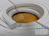 Профиль (уплотнитель) силиконовый резиновый 7х9 мм, фото 2