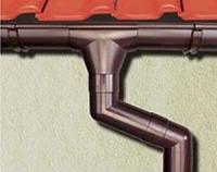 Оцинкованная водосточная система, фото 1