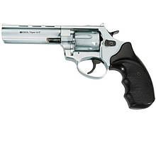 "Револьвер под патрон флобера EKOL Viper (4.5"", 4.0мм), хром"