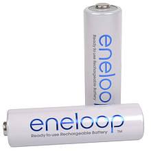 Аккумулятор никель-металлогидридный Ni-MH AA (HR6) Panasonic Eneloop, 1.2V (1900mAh), 2 шт.