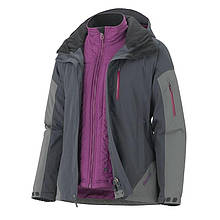 Куртка жіноча MARMOT wm's Tamarack (р. M), сіра