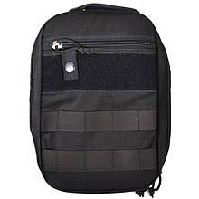 Сумка Multibag Hasta S (220х160мм), чорна