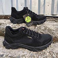 """Кросівки тактичні """"Шершень"""" Чорні літні, 36-46 розміри"""