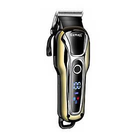 Універсальна машинка для стрижки волосся Kemei KM-1990 КОД: 4702-21685