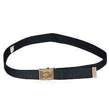 Ремень Tatonka Uni Belt (124х3.8см), черный 2869.040