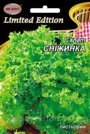 Салат Снежинка 10 г (НК Элит)