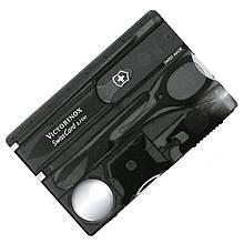 Набір Victorinox Swisscard Lite (82х54х4мм, 13 функцій), чорний 0.7333.T3