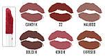Набір рідких матових помад Kylie Holiday Edition (6 відтінків) (прим'ята упаковка), фото 2
