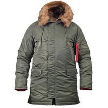 Куртка Chameleon Аляска Slim (р.56-58), оливковая