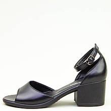 Босоніжки Allshoes 272-01-20 Ж 579523 Чорні