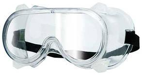 Очки защитные VOREL: Профи, HF-105