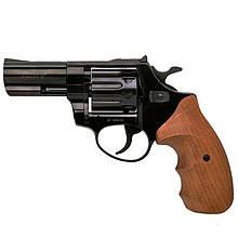 """Револьвер під патрон флобера PROFI (3.0"""", 4.0 мм), ворон-бук"""