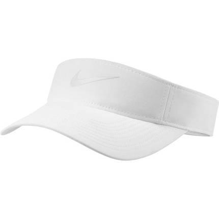 Козирок жіночий Nike NSW Visor DH2059-100 Білий, фото 2