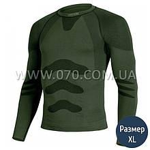 Термокофта мужская Lasting Apol (150 г/м2, L/XL), зеленая