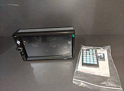 УЦЕНКА! Автомагнитола 7010B 2 Din с Bluetooth FM пультом, сенсорный дисплей