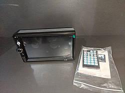 УЦІНКА! Автомагнітола 7010B 2 Din з Bluetooth FM пультом, сенсорний дисплей