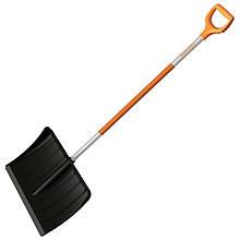 Лопата для уборки снега Fiskars Snow Xpert (длина: 1520мм, 1600г) 1003469