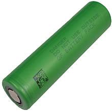 Літієвий акумулятор Sony NMC 18650 VTC4 (3.7 V, 30A, 2100mAh)