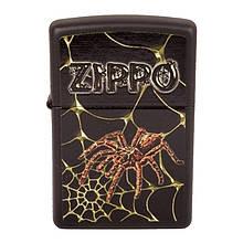 Зажигалка Zippo Web & Spider, 218.184