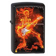 Зажигалка Zippo Guitarist, 218.431