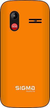 Sigma mobile Comfort 50 HIT2020 Orange, фото 2