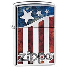 Зажигалка Zippo US Flag, 29095
