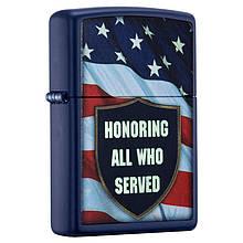 Зажигалка Zippo All Who Served, 29092