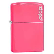 Зажигалка Zippo Logo, 28886ZL