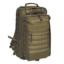 Рюкзак тактичний, медичний Tasmanian Tiger FR Move On (40л), olive