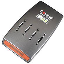 Зарядное устройство Soshine SC-C3 с LCD дисплеем (AA, AAA)