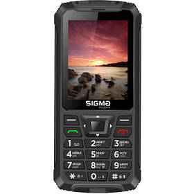 Sigma mobile Comfort 50 Outdoor Black