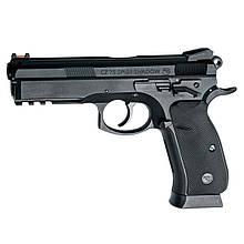 Пістолет пневматичний ASG CZ SP-01 Shadow (4,5 mm), чорний