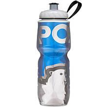 Термобутылка Polar Bottle Graph (720мл), big bear blue