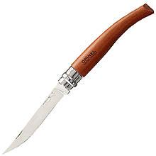 Нож складной Opinel Effiles №10 (длина: 225мм, лезвие: 100мм), дерево бубинга