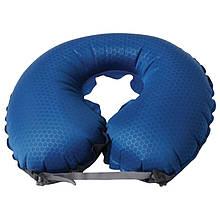 Подушка-подголовник надувная Exped NeckPillow (38х32х12см), синяя